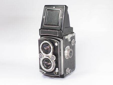 Antique Camera Banco de Imagens
