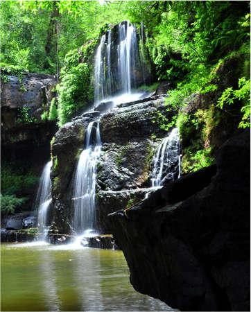 Waterfall1 Stock Photo - 7965794