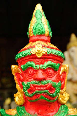 Ogre in Thai2 photo