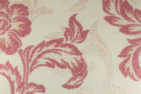 Vintage Fabric texture background.  photo