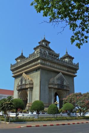 lao: Arc de Triomphe � lao
