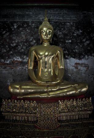 Beautiful Buddha image in Thailand
