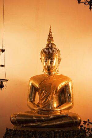 Buddha, Bangkok, Thailand Stock Photo - 11934506