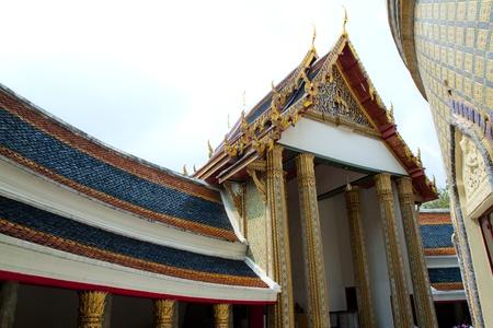 Ancient palace in Bangkok