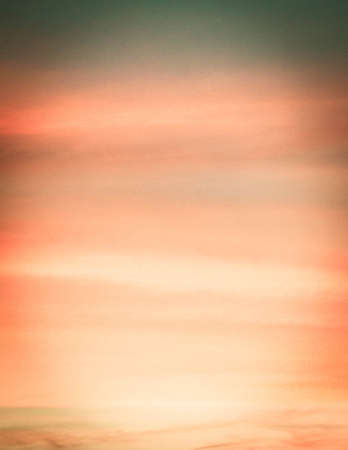 Beautiful sunset sky as nature background. Copy space, nature and religion concept.