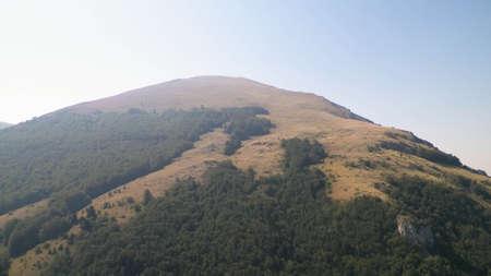 Mountains of Galicica National Park, Macedonia. Balkan nature and exploration concept. 版權商用圖片 - 152484101