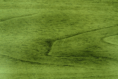 Green Wooden texture, empty wood background, cracked surface. Stock Photo