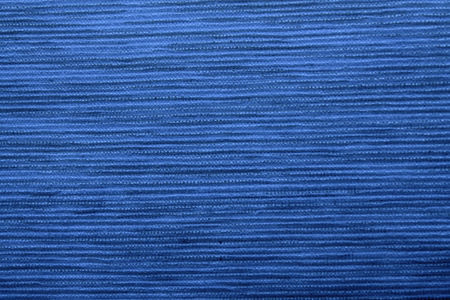 Textured fabric blue background for web site or mobile devices.