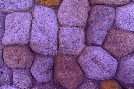 Purple Background from stones, simplicity texture for web site or mobile devices