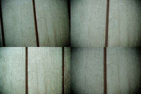 Abstract Background texture of wooden decking with parallel planks with gaps.
