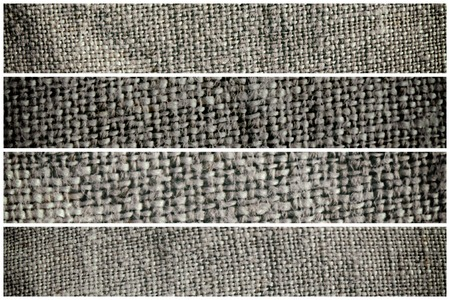 Linen natural texture or background for web site or mobile devices. Imagens