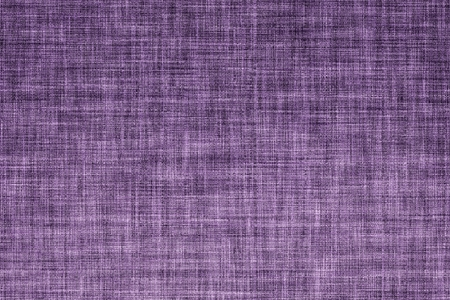 Fabric surface for book cover, linen design element, grunge texture, Orchid haze color painted.
