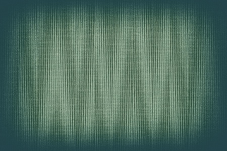Shaded spruce painted swatch, fabric pile surface for book cover, linen design element, grunge texture.