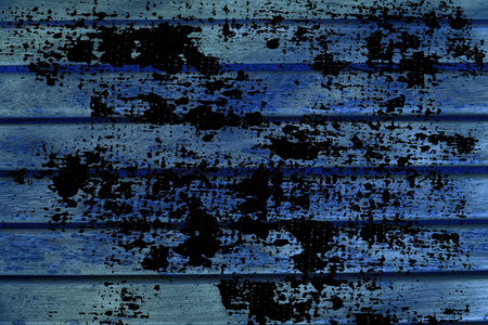Grunge Ultra blue Wooden bench plank texture for web site or mobile devices, design element.