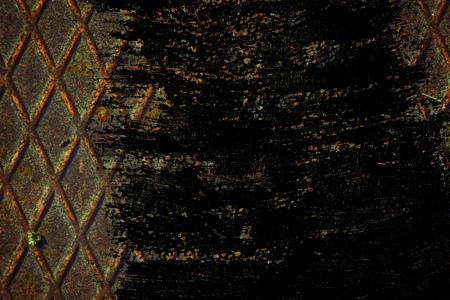 Grunge Ultra orange Stainless steel texture, iron background for designer use. Reklamní fotografie