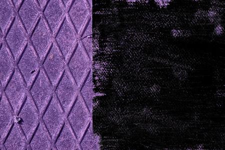 Dirty grunge Ultra purple Stainless steel texture, iron background for designer use. Reklamní fotografie