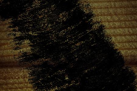 Grunge technique Wooden texture, empty wood background. Stock Photo