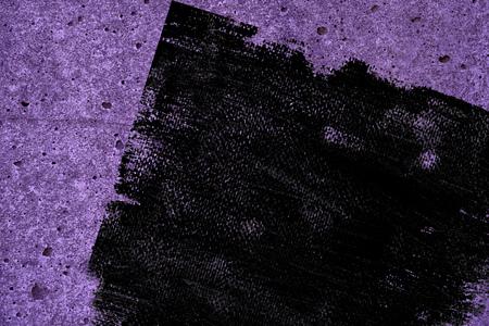 Ultra purple Concrete cement texture, stone surface, rock background. Stock Photo