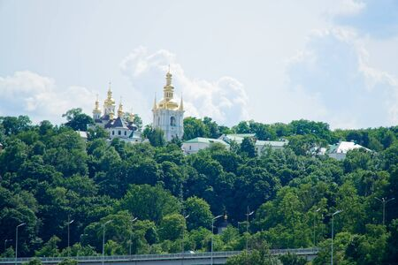 Kiev. Ukraine. Kiev Pechersk Lavra or the Kiev Monastery of the Caves