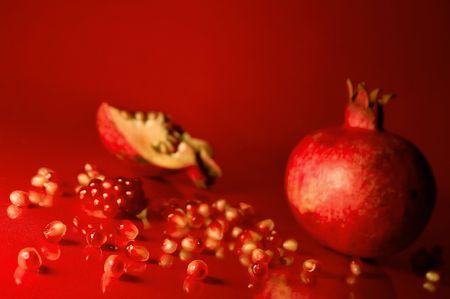 Pomegranate 版權商用圖片