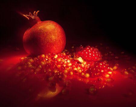 splendour: Red splendor