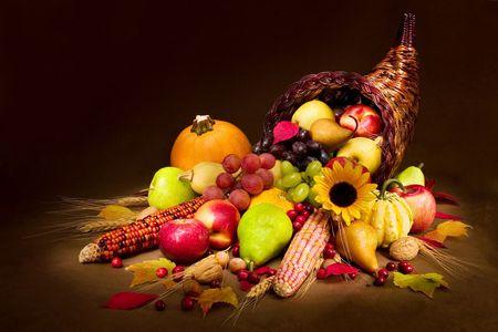 thanksgiving: Autumn Cornucopia