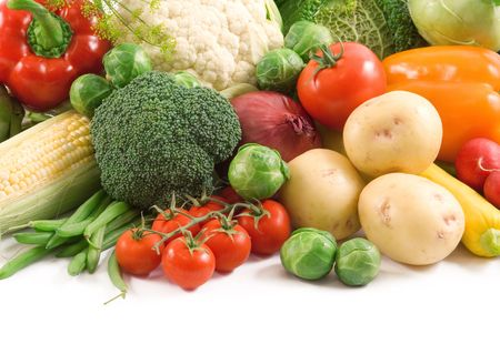 Vegetables Stock Photo - 616992