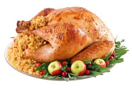 opvulmateriaal: Roast Turkije