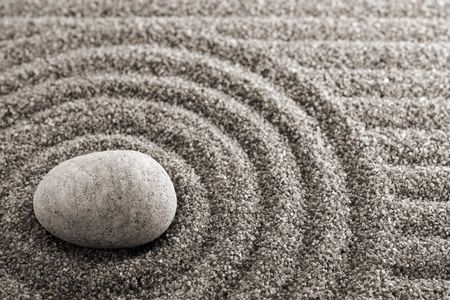 Zen Garden Stock Photo - 705430