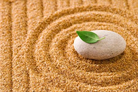 Zen Garden Stock Photo - 705431