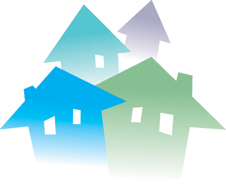 Houses Stock Vector - 782676