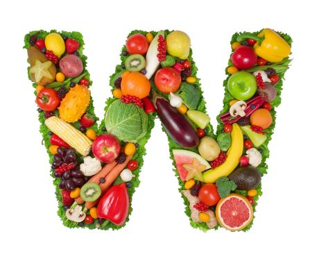 Alphabet of Health - W
