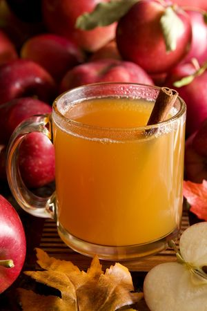 Apple cider Stock Photo - 1935141