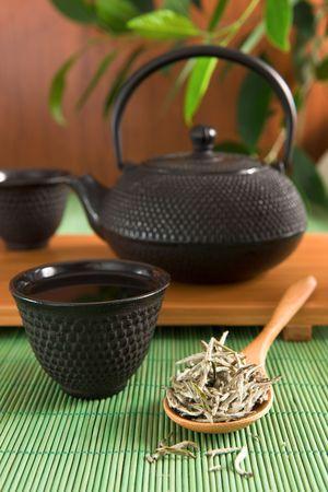 wei�er tee: Wei�er Tee