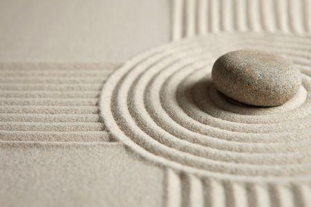 Zen steen