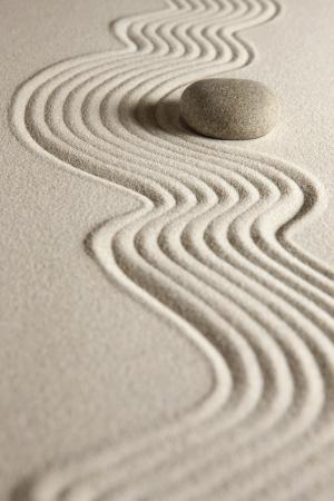 禅の石 写真素材
