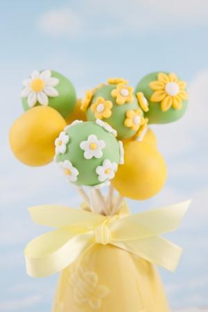 pops: Cake pops