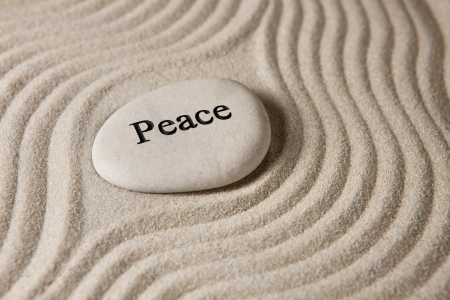 to believe: Peace