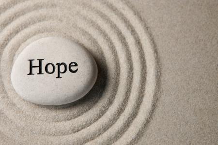 Hope  Standard-Bild
