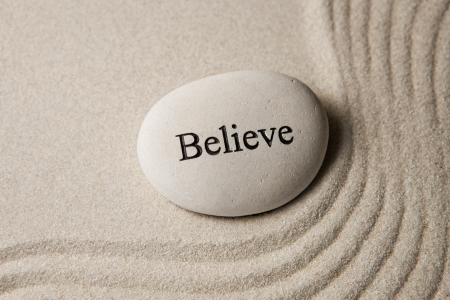 Believe Stock Photo - 17419542