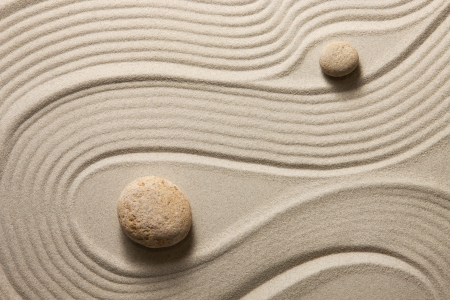 Zen garden Stock Photo - 19622430