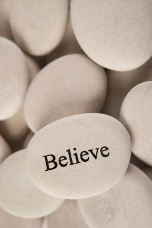 Inspirational stone