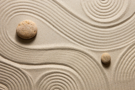Zen garden Stock Photo - 26790417