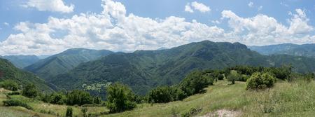 Mountain view, panorama