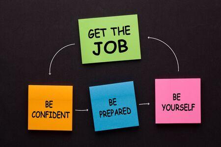 Get the job, 3 ways to practically guarantee you get the job.