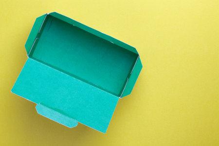 Free Open Box Top View