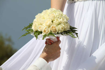 Wedding bouquet for different uses Stock Photo - 12774189