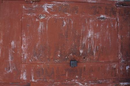 rustiness: Rusty patterns on iron