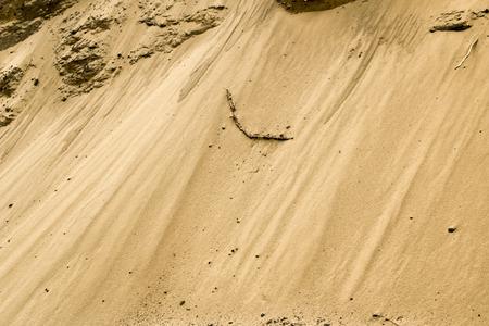 Sand pattern texture. Sand texture background.