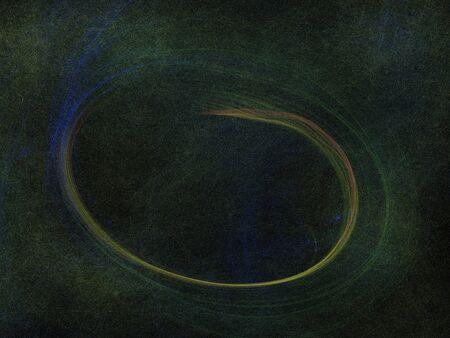 ilustration: Abstract background image made on black base